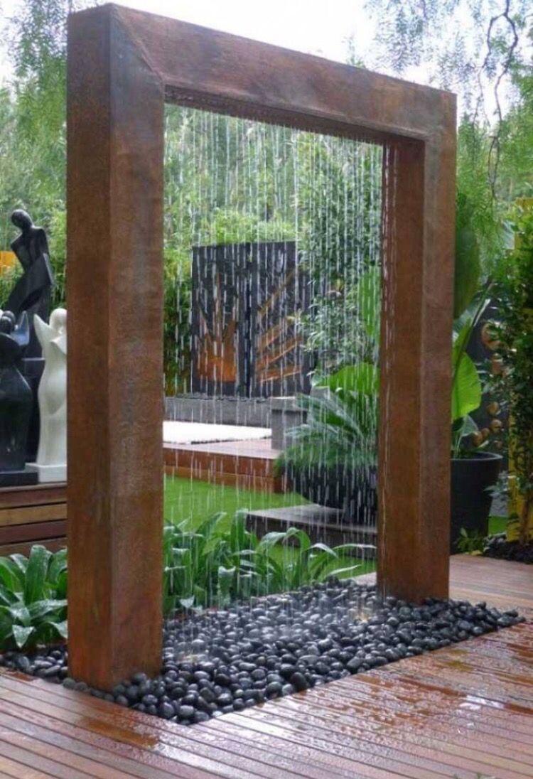 Fuente lagos fuentes fontaine de jardin moderne for Diseno de fuente de jardin al aire libre