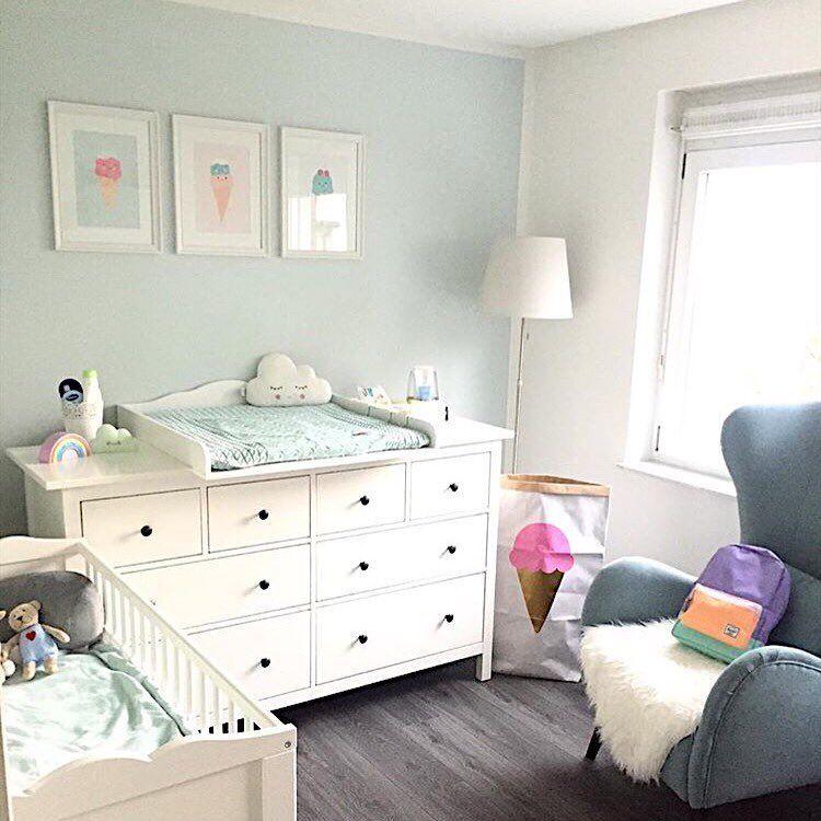 """Poli&Oli on Instagram: """"Ein schönes Babyzimmer mit unserem Eiscreme Sack🍭🍦Die Eiscreme Säcke sind in rosa, mint und gelb verfügbar😋Danke 📷 @jessyquitaa für das…"""""""