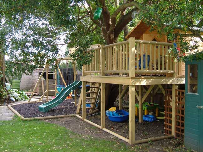 thumb10_image2jpg 650488 kid gardengarden ideascubby housesplay areasgarden - Garden Ideas Play Area