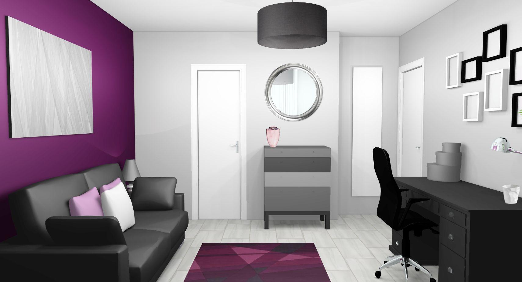 Decoration interieur chambre dcoration intrieure chambre for Decoration interieur chambre a coucher