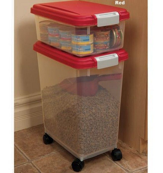 Https Www Google Dk Search Tbm Isch Dog Food Container Dog Cabinet Food Storage Containers