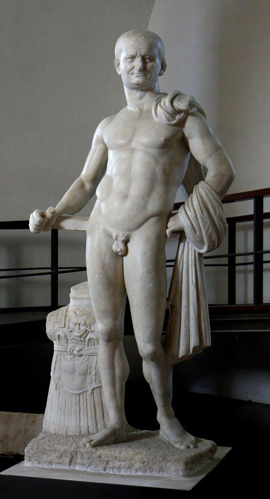 Vespasian Sacellum Augustali