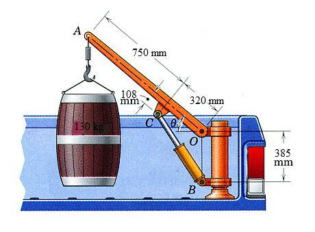 Image result for hydraulic pickup crane Garage hoist