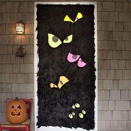 Decoração da Sala de Aula para o Halloween