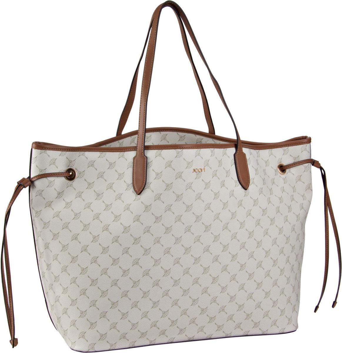 attraktive Designs Gedanken an Luxusmode Taschenkaufhaus Joop Lara Cortina Shopper Large Offwhite ...