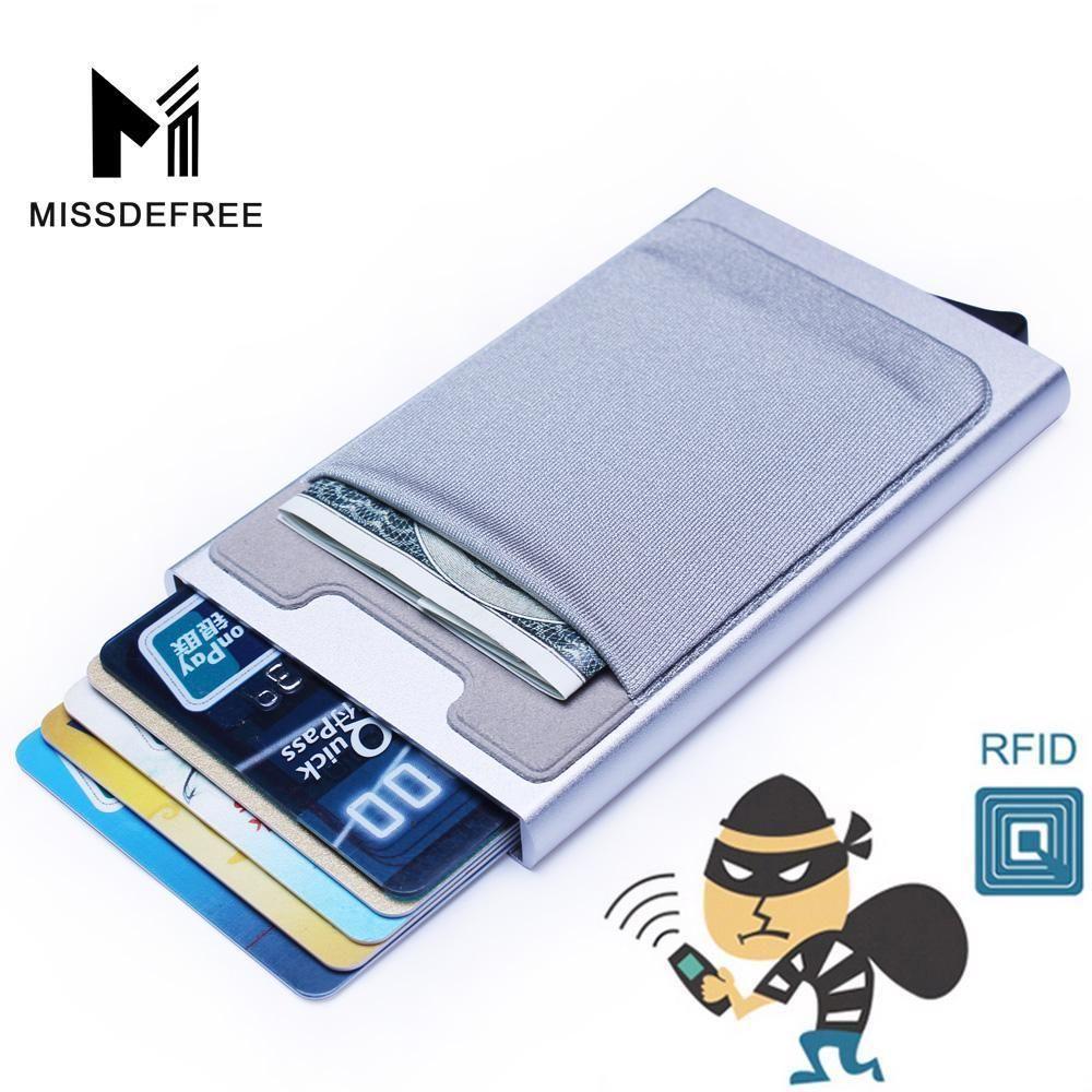 50abb1b905e  9.95 - Rfid Blocking Carbon Fiber Minimalist Ridged Edge Wallet W Money  Clip Edc  ebay  Fashion