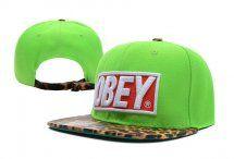 OBEY Snapback Hats 046