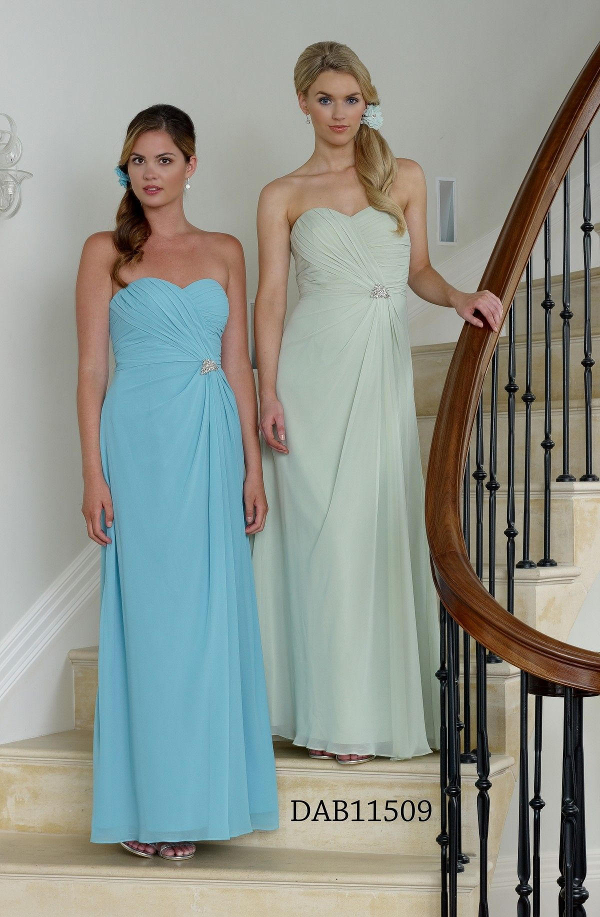 Dab11509 D Zage Bridesmaid Collection Veromia