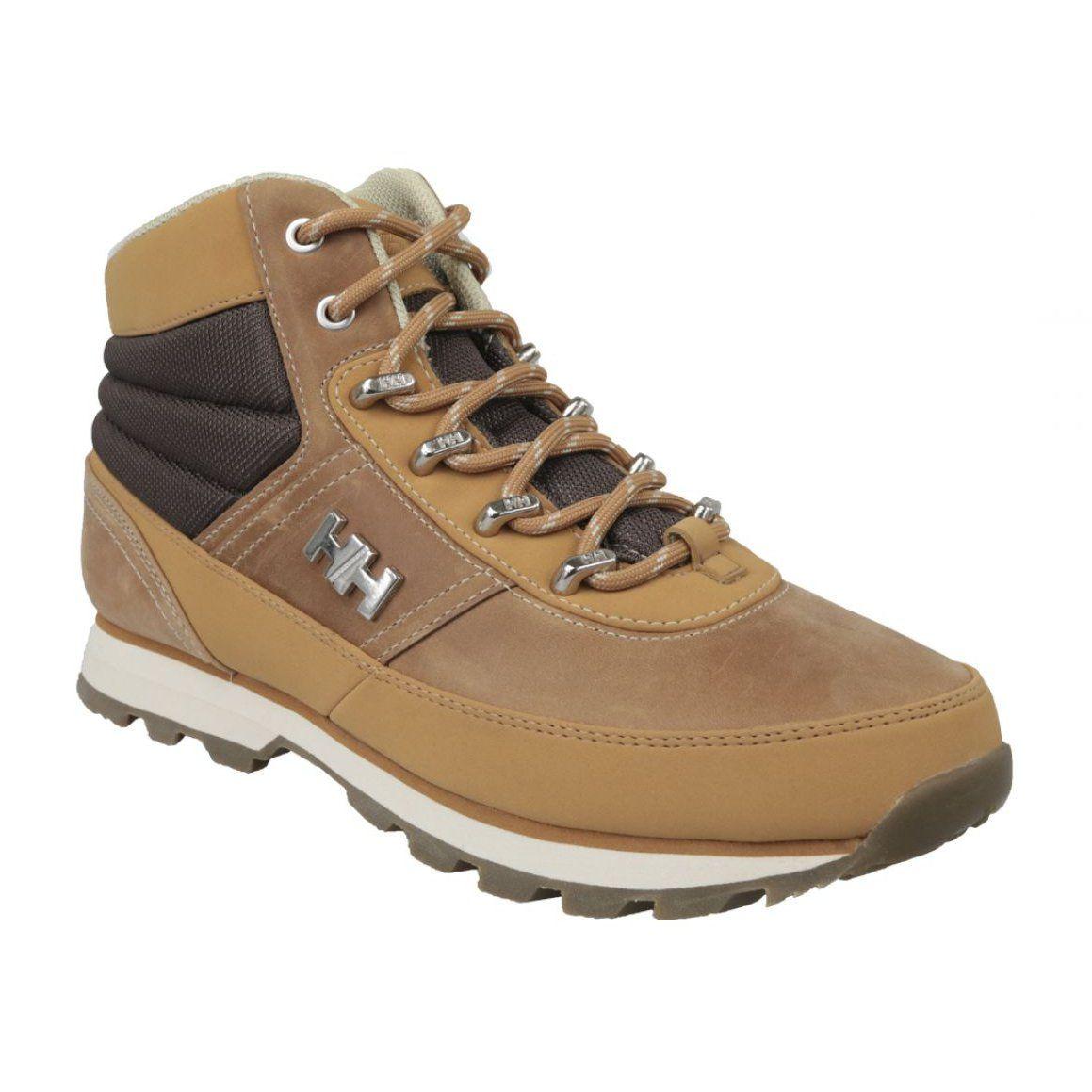 Buty Helly Hansen Woodlands W 10807 726 Brazowe Women Shoes Shoes Nubuck Leather