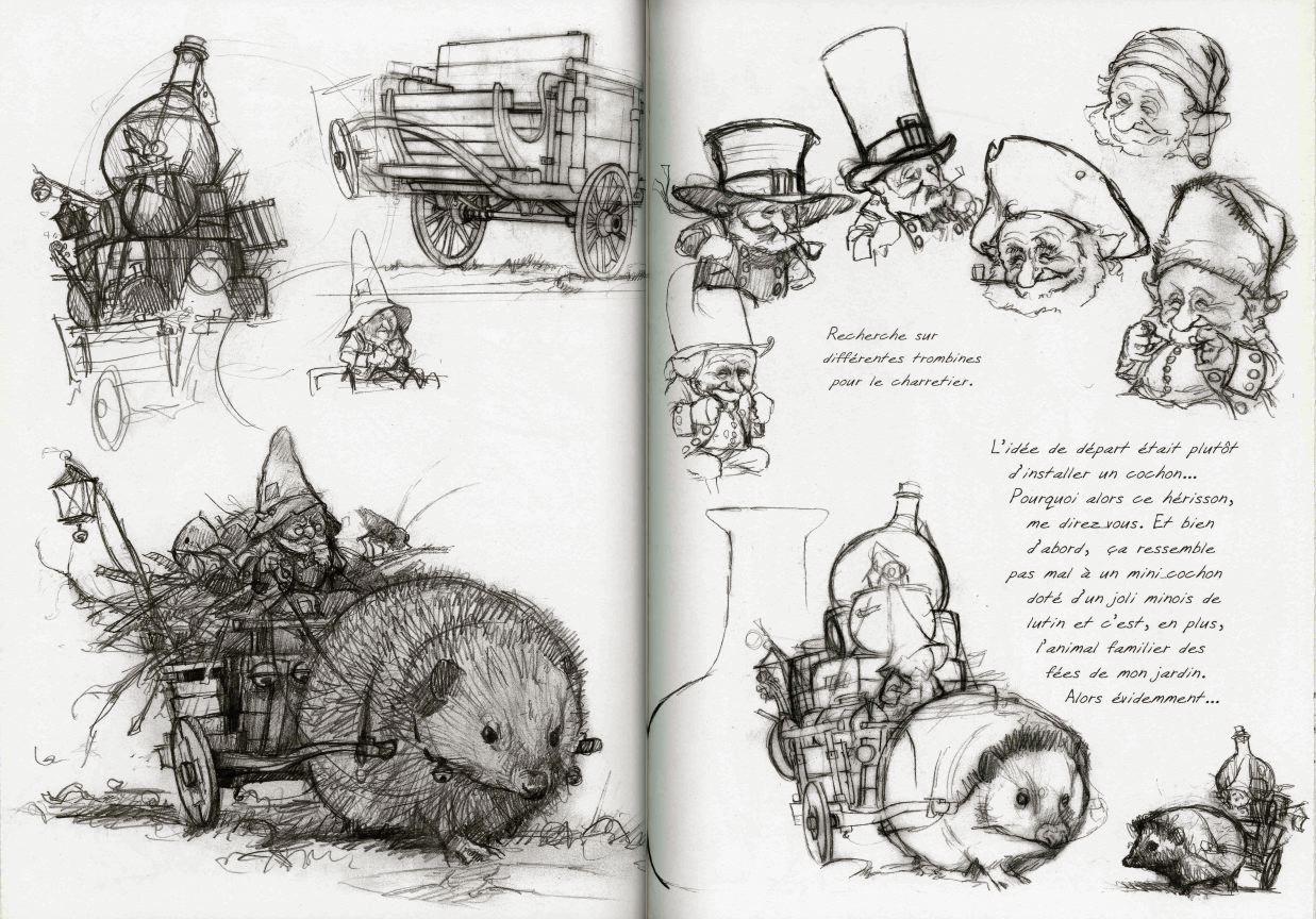 gnome texture sketch - Cerca con Google
