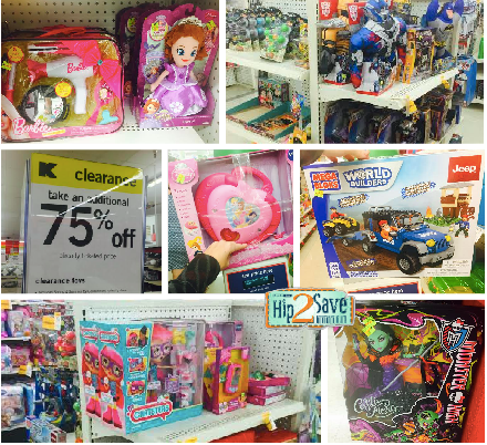 8091b51b9c Kmart: *HOT* Additional 75% Off Toy Clearance | Stuff to Buy | Toys ...