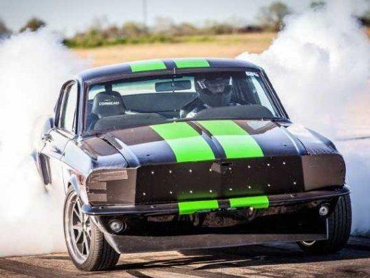 1968 Mustang 0-60