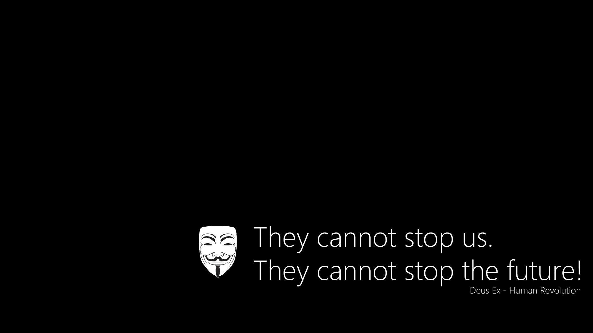 Anonymous High Resolution Desktop Backgrounds Ololoshenka Pinterest