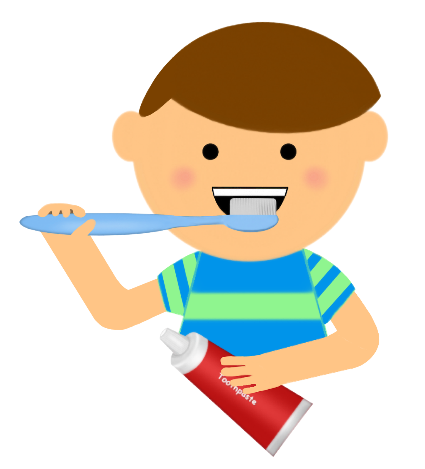 brushing teeth pictures cliparts co dentist theme pinterest rh pinterest com brush teeth clipart boy brush teeth clipart black and white