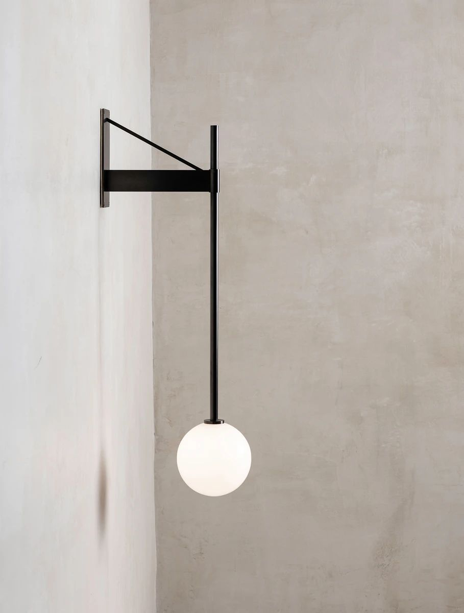 Design Tom Dixon Furniture Design Lighting Credenzas Gio Ponti Floor Lamps Wall Lamps Bastion Wall Lamp Allied Maker In 2020 Lamp Design Wall Lamp Wall Lamp Design