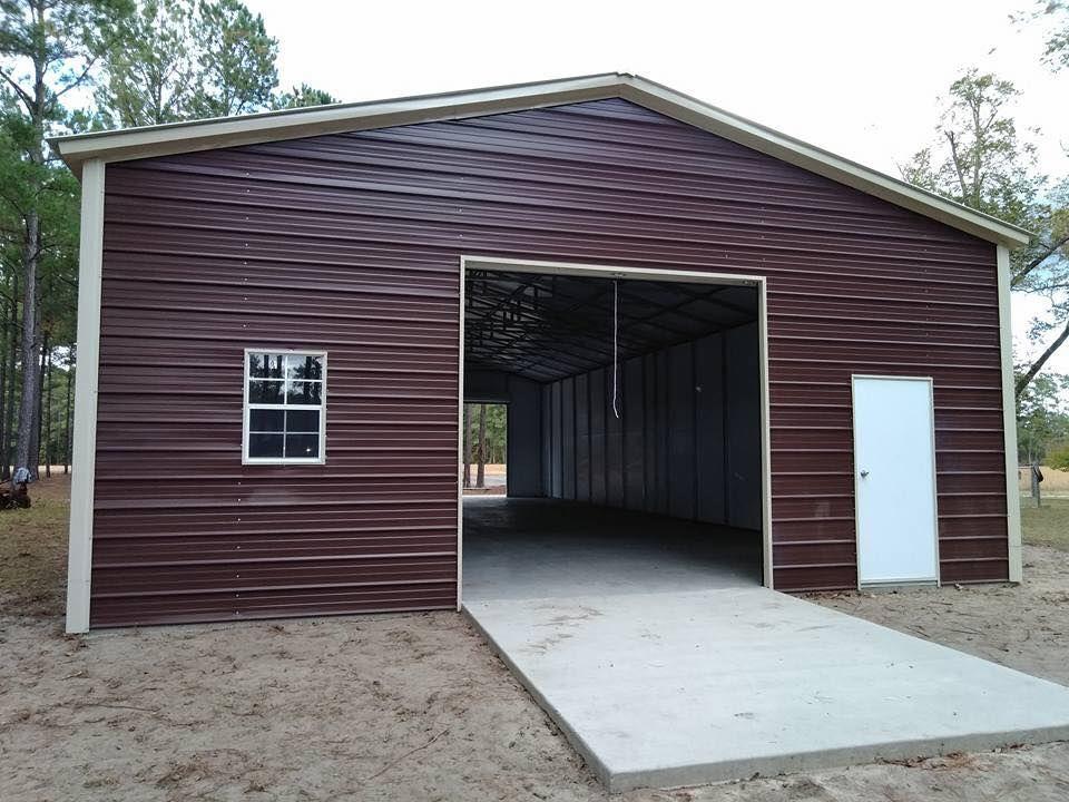 Metal Garages Enclosed carport, Carport, Carport cost