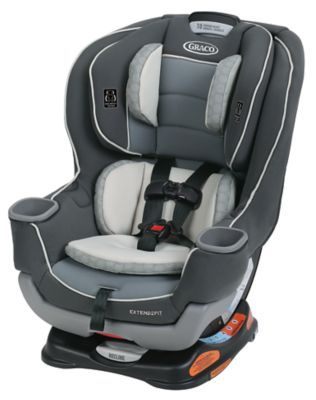 Extend2Fit® Convertible Car Seat | gracobaby.com | Baby Stuff ...