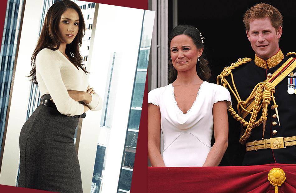 Pippa Middleton will Harrys Freundin Meghan Markle nicht auf ihrer