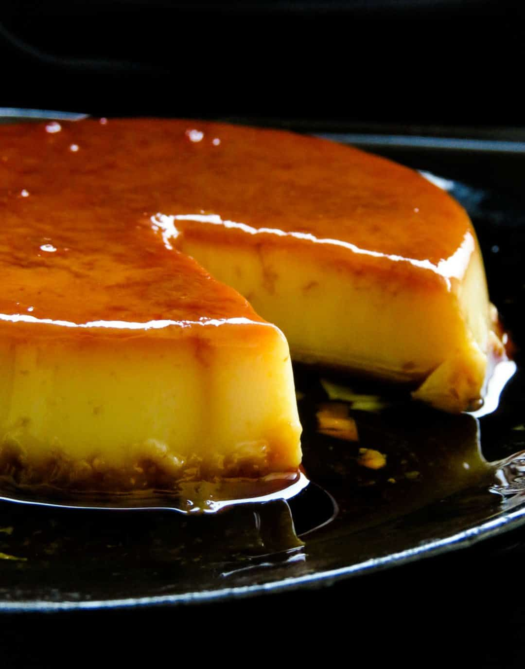 Condensed Milk Caramel Pudding The Easiest Dessert You Ll Ever Make With Just Four Condensed Milk Recipes Desserts Milk Recipes Dessert Condensed Milk Recipes