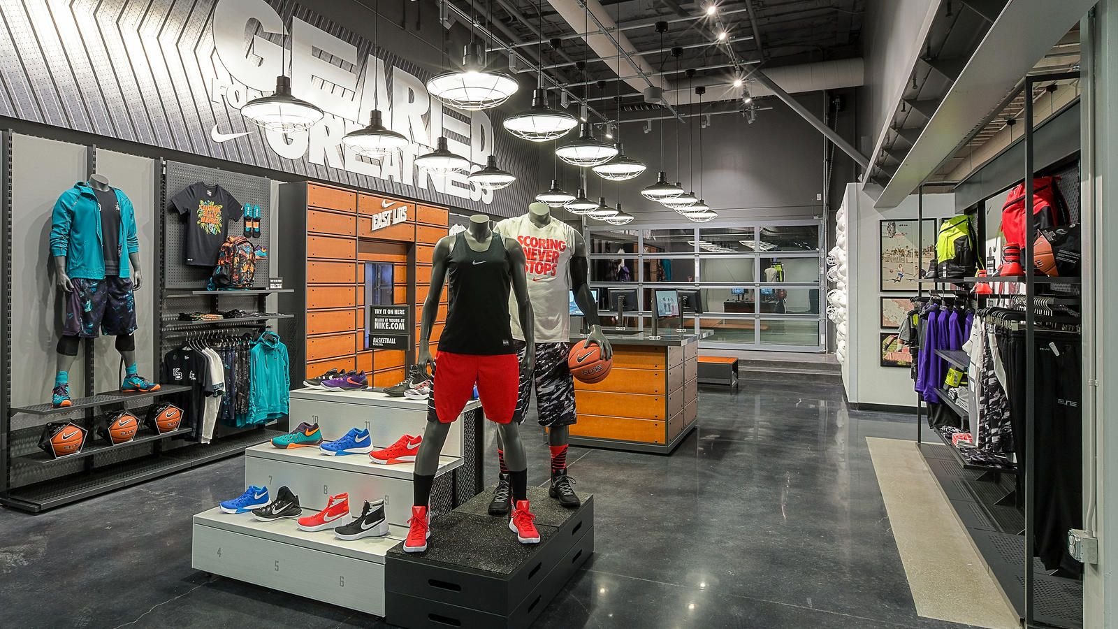 Nike News - Nike's New East Los Community Store Ignites Sport and Local Engagement