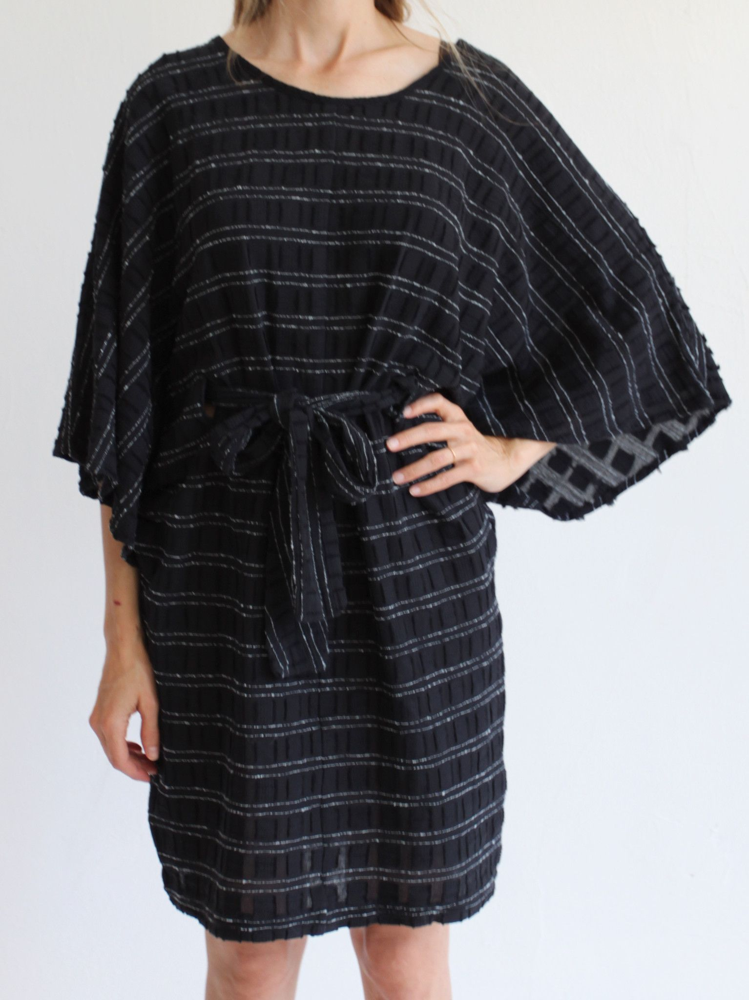 ace and jig zodiac caftan dress at Mille