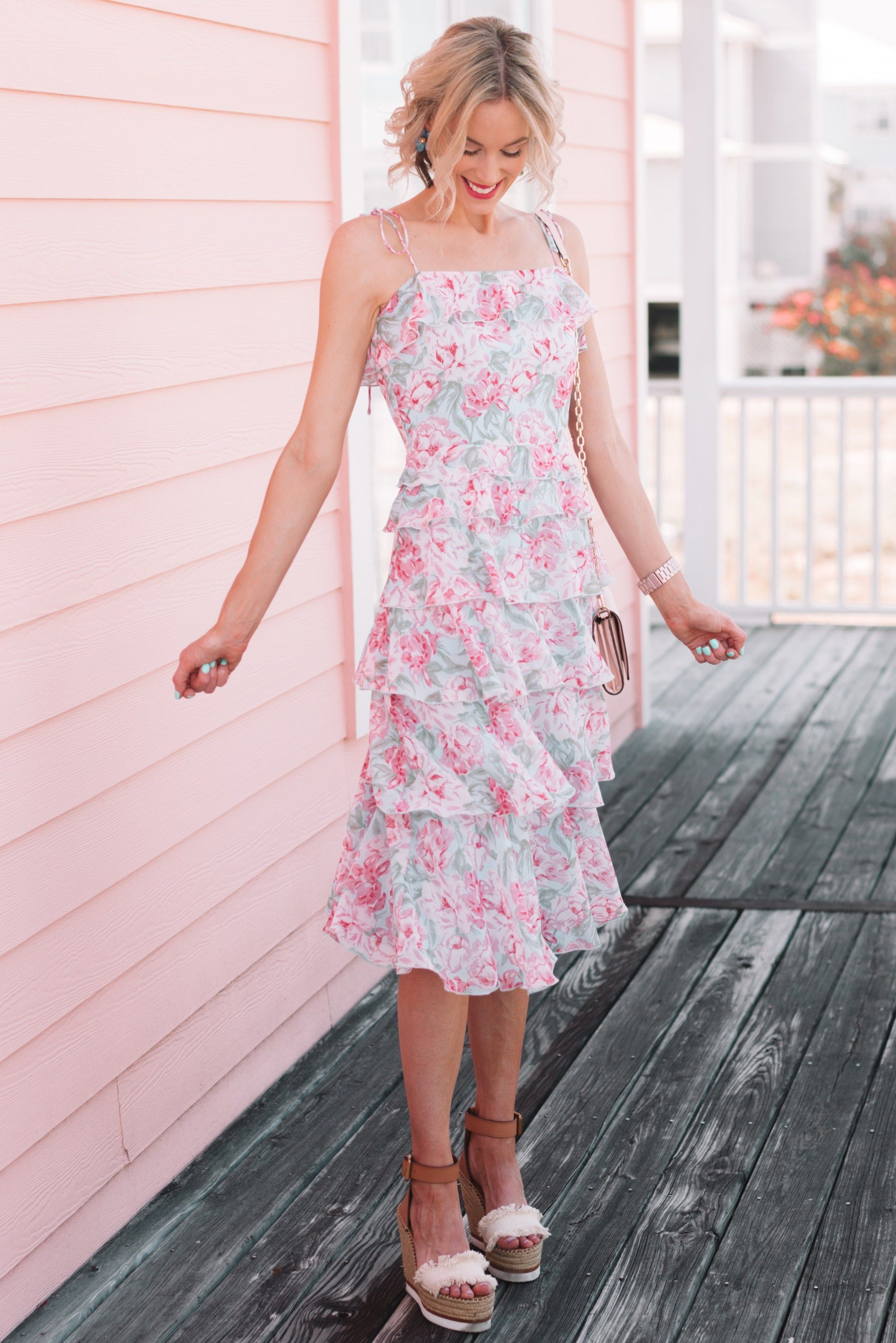 What To Wear To A Summer Wedding Summer Wedding Guest Dress Ideas Straight A Style Wedding Guest Dress Wedding Guest Dress Summer Guest Dresses [ 3235 x 2160 Pixel ]