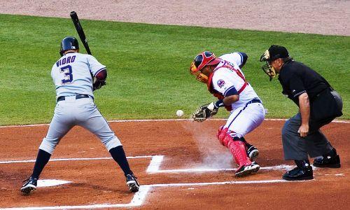 A Baseball Game In Full Swing In Puerto Rico Wearable Technology Wearable Wearable Tech