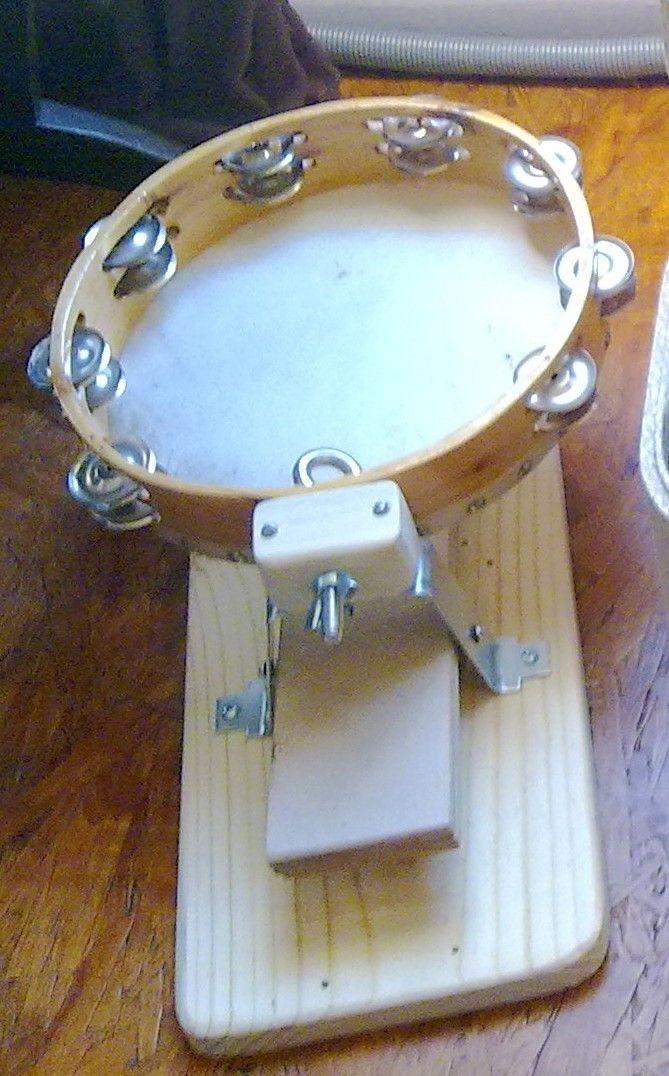 diy foot drum cajon cajon drum drums drum instrument. Black Bedroom Furniture Sets. Home Design Ideas