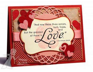 Faith, Hope, and Love card