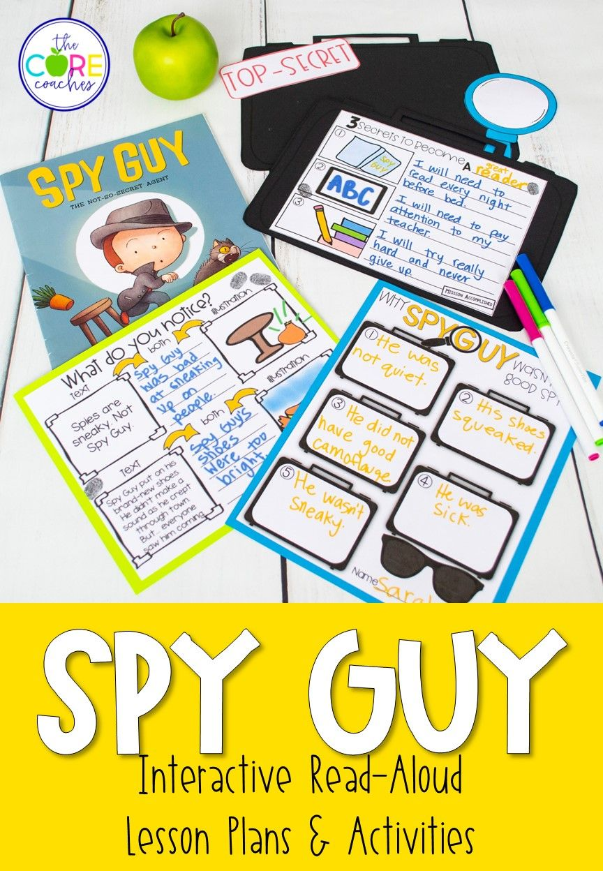 7 Interactive ReadAlouds for March Interactive read