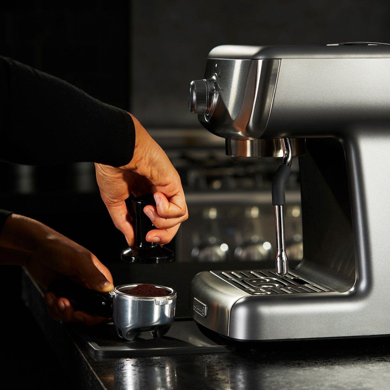 Calphalon Temp Iq Espresso Machine With Steam Wand Espresso Machine Best Espresso Machine Espresso Espresso machine with steam wand
