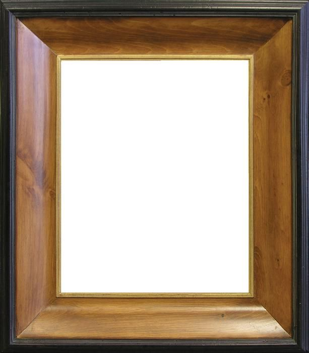 23323f9ca74e Kinsley Transitional Scoop Design Pine Wood Frame