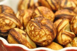 Bagenørdens bedste æbleskiver med tykmælk