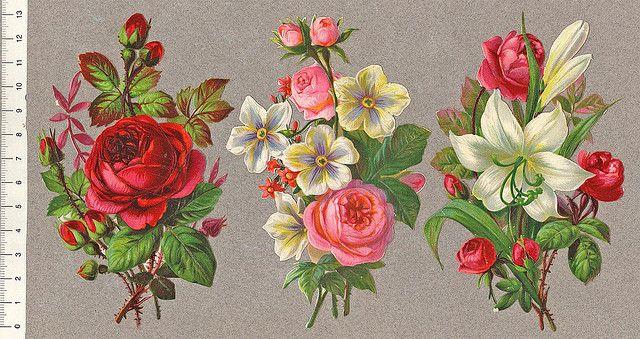 Blombuketter-m-rosor   Flickr - Photo Sharing!