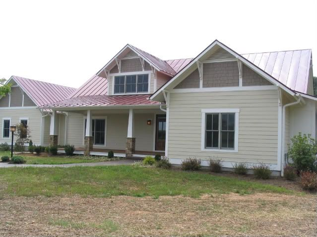 Pin By Shawn Miller On This Old House Red Roof House House Roof Red Roof
