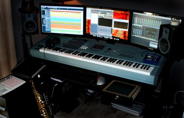 Fantastic 17 Best Images About Home Recording Studio On Pinterest Home Largest Home Design Picture Inspirations Pitcheantrous