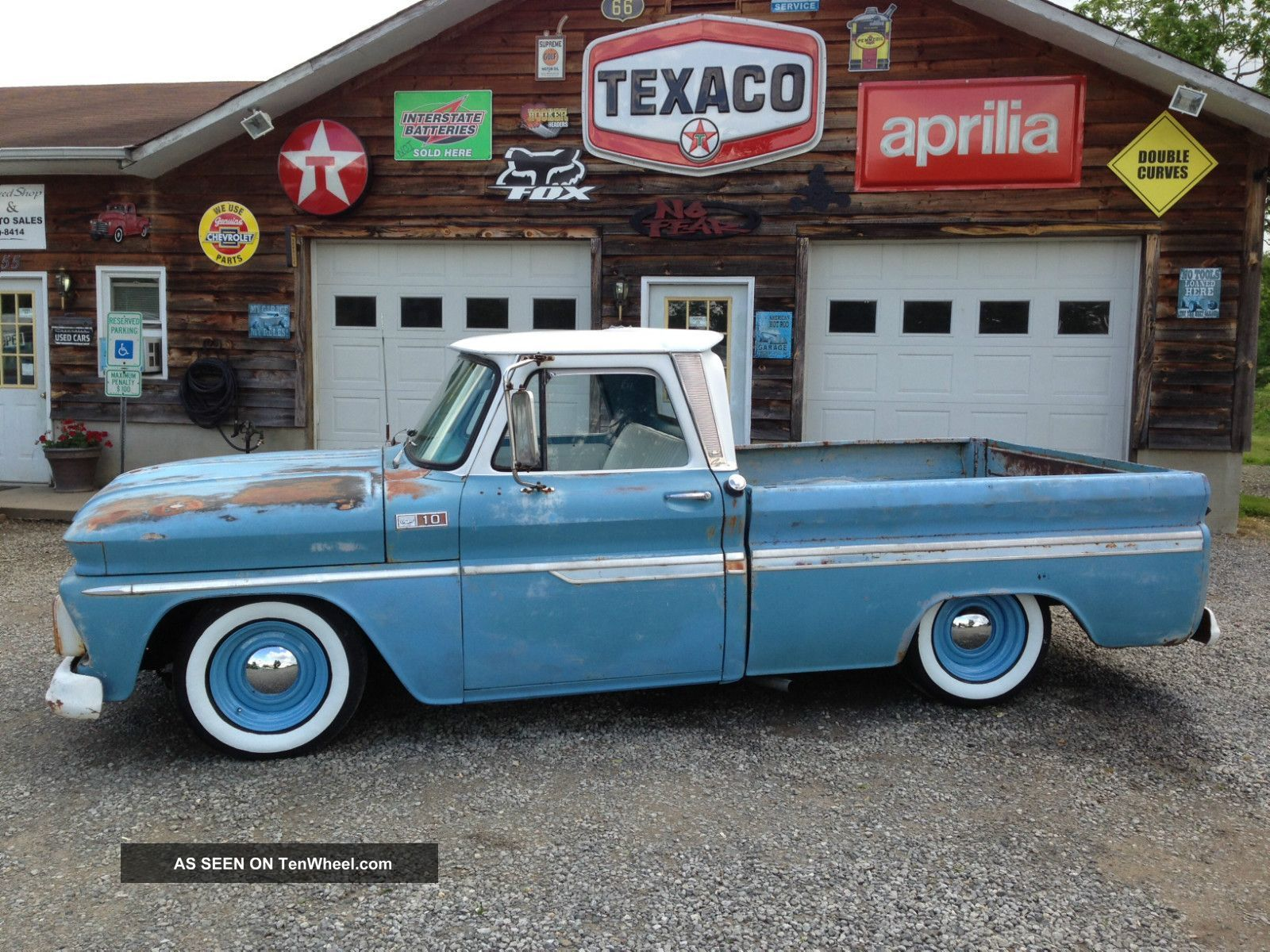 small resolution of 1965 chevy c10 pickup rat rod truck c 10