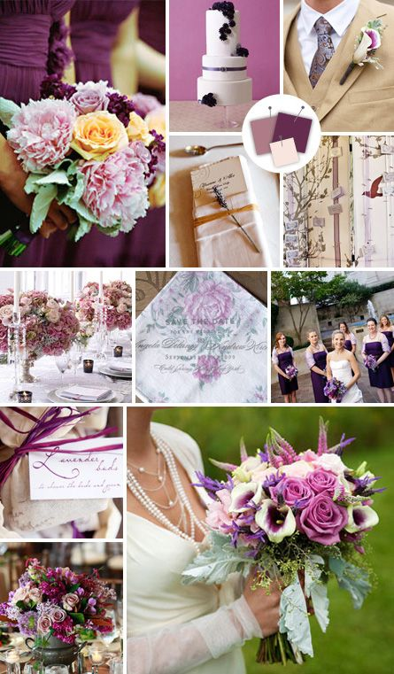 love this palette mixed with burlap