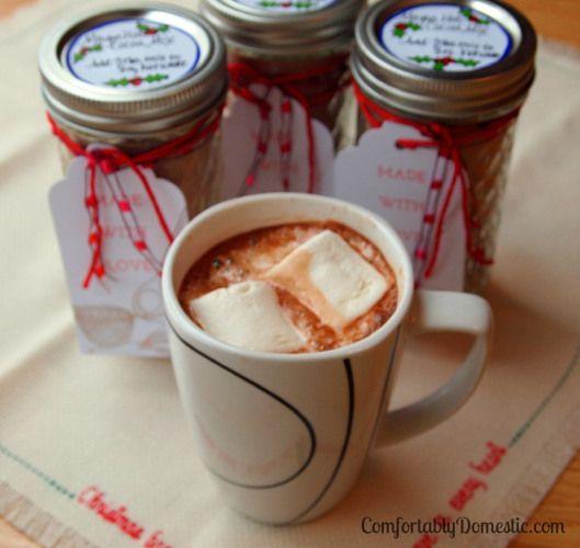 Mayan Hot Cocoa Mix via ComfortablyDomestic.com