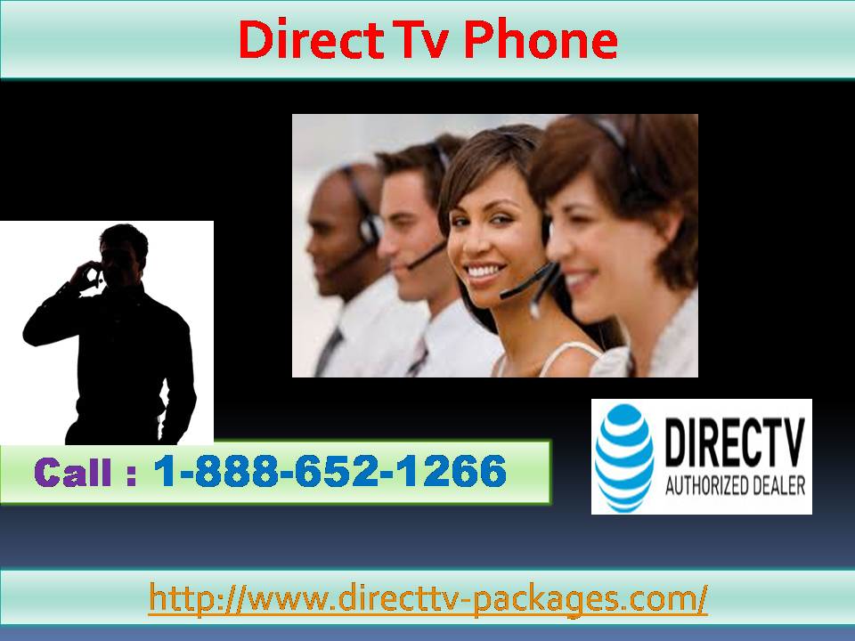 DIRECTV Bundles suggest Home Phone Service and More1888