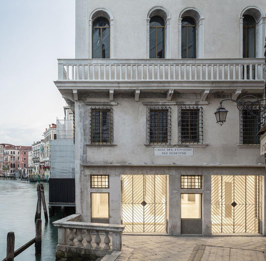 oma renovacin del fondaco dei tedeschi de venecia arquitectura viva revistas de arquitectura - Arquitecturaviva