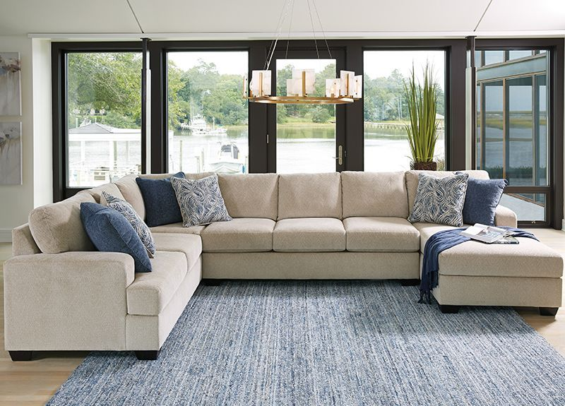 Lincoln seater modular  shaped fabric lounge suite with chaise in also rh pinterest