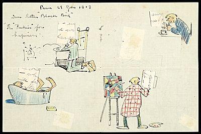 Alfred Joseph Frueh to Giuliette Fanciulli
