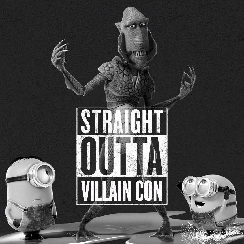Minions Straight Outta Villain Con With Frankie Fishlips
