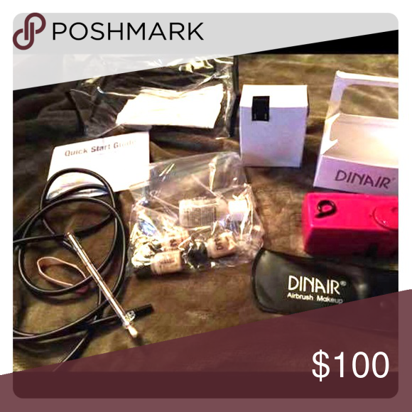 I just added this listing on Poshmark Dinair makeup