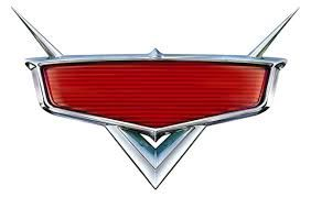 disney s cars blank logo use font magneto to personalise baking