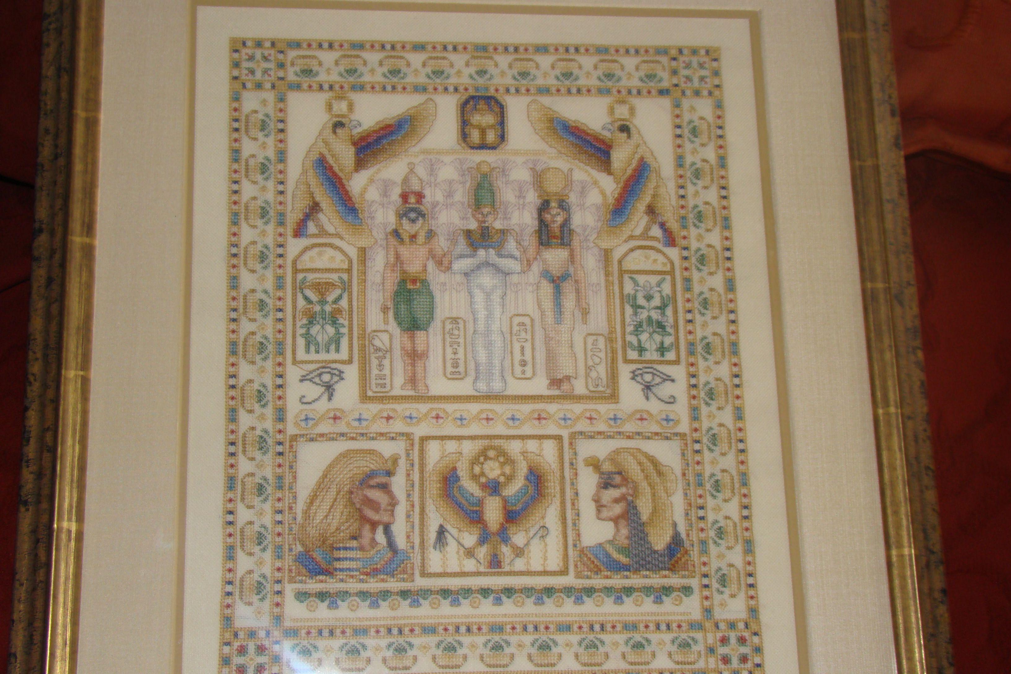 """Egyptian Symbols"" for Dan...."