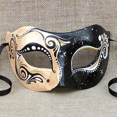 #Colombina mask by Ca' Macana. Venice, Italy. #venetianmask