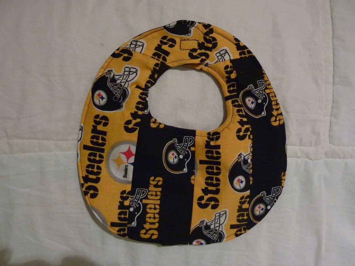 Steelers bib