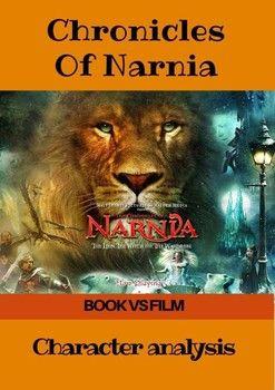 Book Vs Film Chronicles Of Narnia Full Lesson S Izobrazheniyami